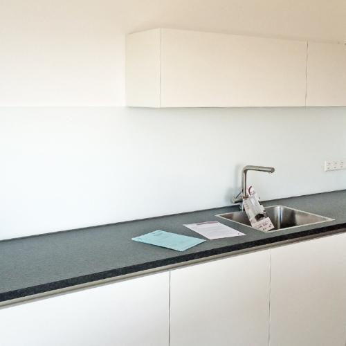 Küchenrückwand Matelac Pure White