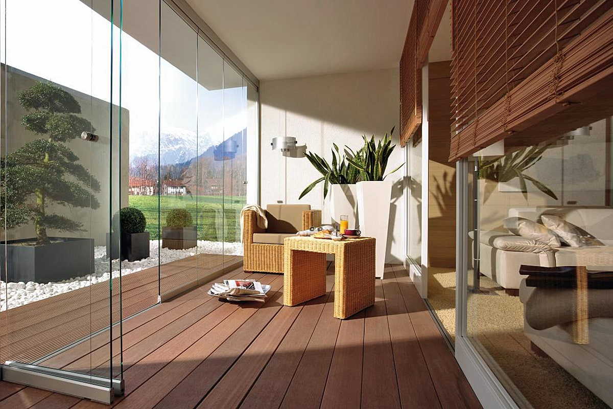 Terrassen & Wintergärten