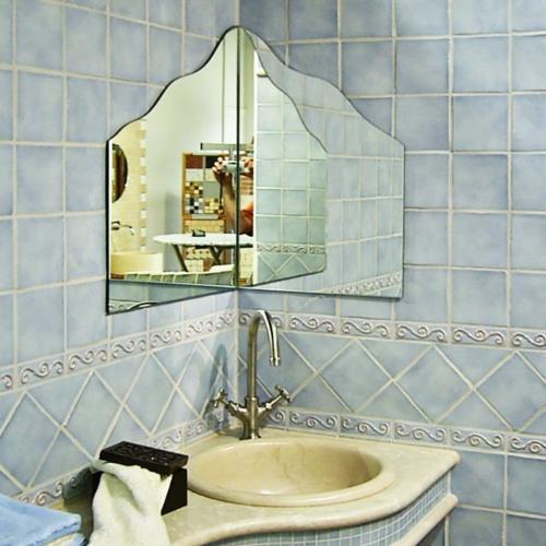 Spiegel Modell freie Form